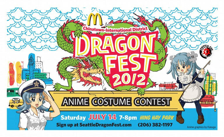Sakura-Con Costume Contest