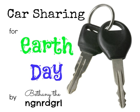 Car Sharing for Earth Day
